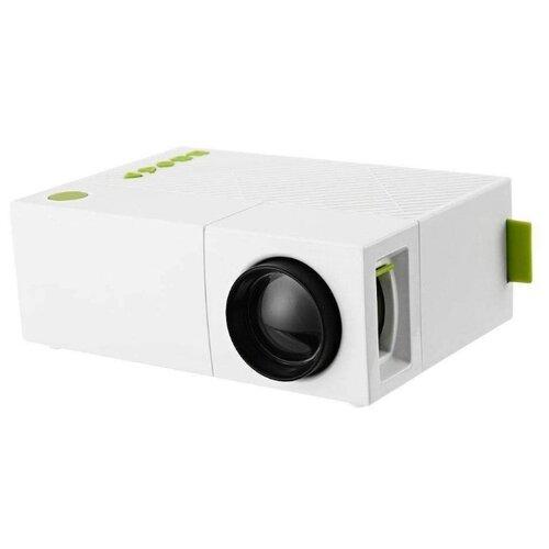 Карманный проектор Unic YG-310 белый