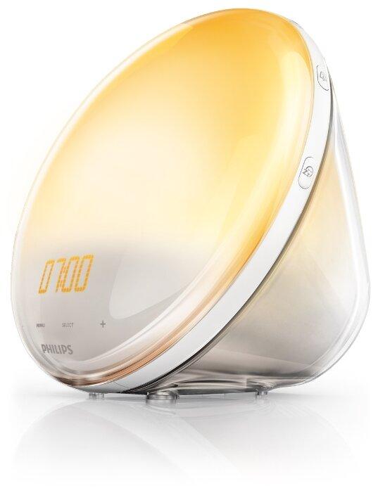 Световой будильник Philips Wake-up Light HF3521/70