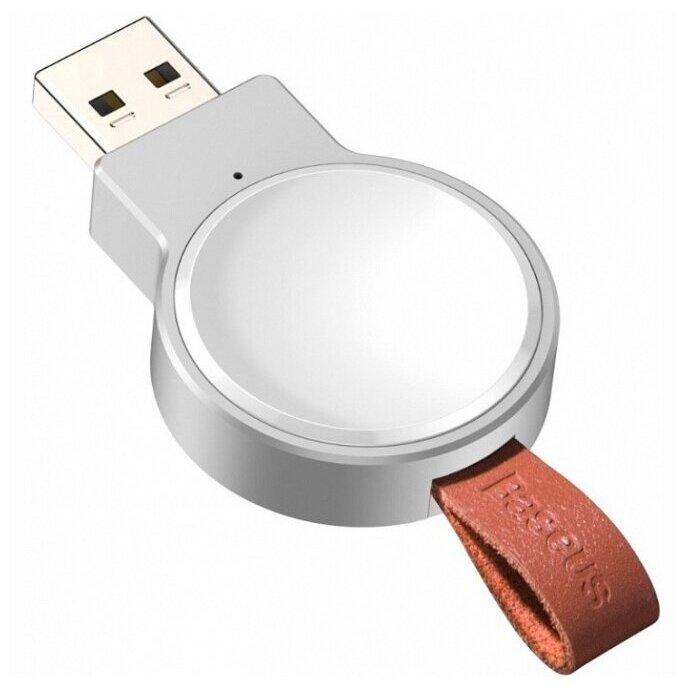 Беспроводная зарядка Baseus Dotter Wireless Charger для Apple Watch Series 2/3