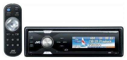 Автомагнитола JVC KD-SHX851