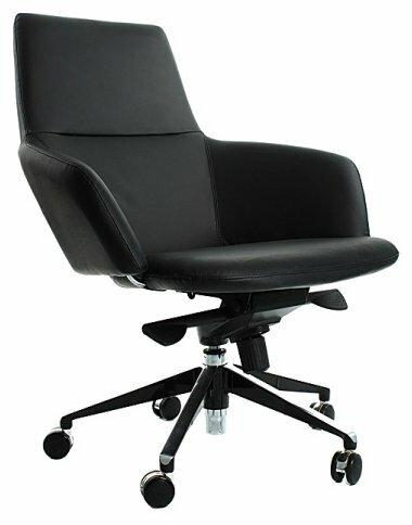 Компьютерное кресло C2W Stranger Co для руководителя