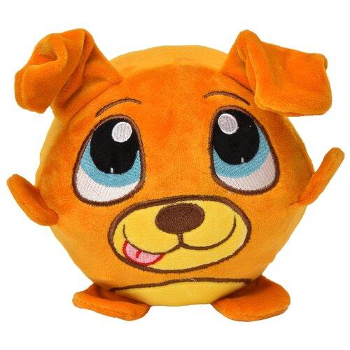 Мягкая игрушка 1 TOY Мняшки Хрумс Бобик Хрумс 18 см игрушка мягкая nattou soft toy наттоу софт той alex