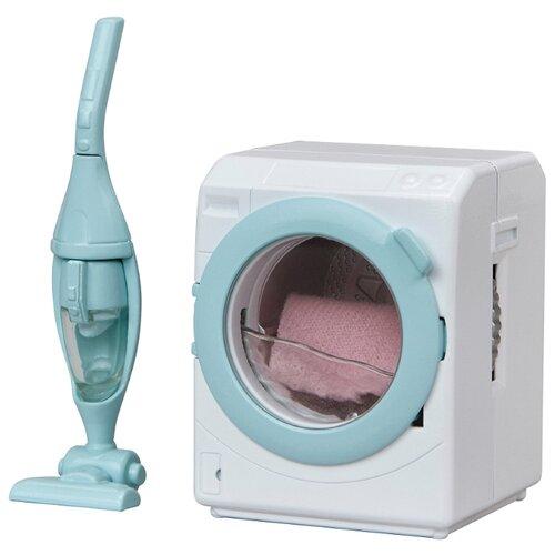 Купить Игровой набор Sylvanian Families Стиральная машинка и пылесос 5445, Игровые наборы и фигурки