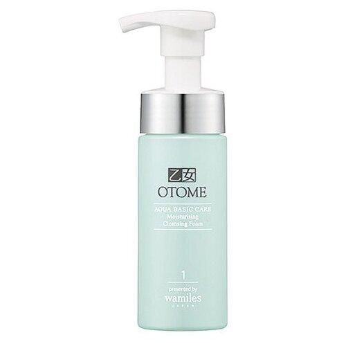 OTOME Пенка Aqua Basic Care Moistrurising Cleansing Foam для Лица Увлажняющая, 150 мл