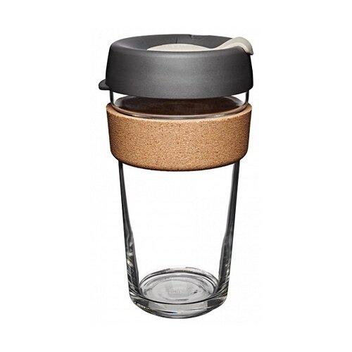 Термокружка KeepCup Brew Cork Edition, 0.454 л press