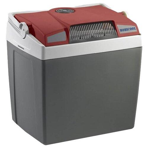 Автомобильный холодильник Mobicool G26 DC серый/красный