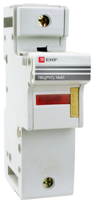 Предохранитель-разъединитель EKF PROxima pr-10-38-1