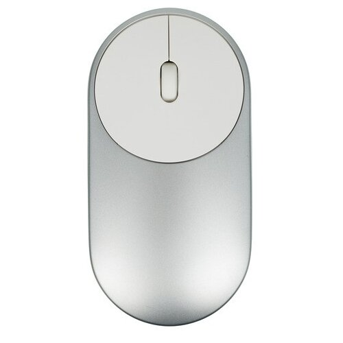 цена на Мышь Xiaomi Mi Portable Mouse Silver Bluetooth