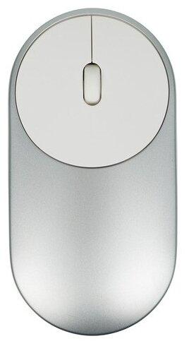 Беспроводная мышь Xiaomi Mi Portable Mouse Silv... — купить по выгодной цене на Яндекс.Маркете