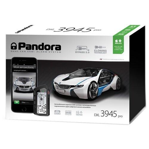 Автосигнализация Pandora DXL 3945 PRO pandora dxl 3910 pro can