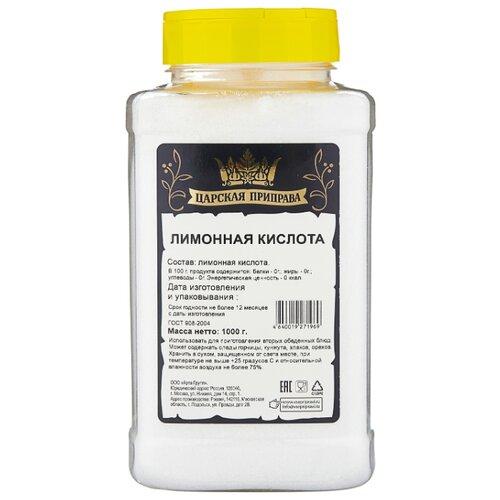 Царская приправа Лимонная кислота 1000 г