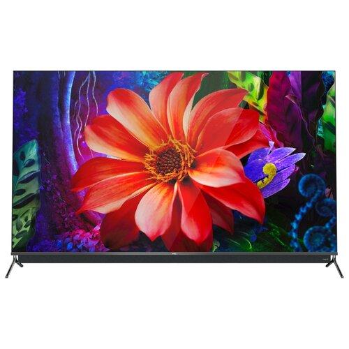 Фото - Телевизор QLED TCL 65C815 65 (2020) темный металлик телевизор tcl l65p8us 65 2019 стальной