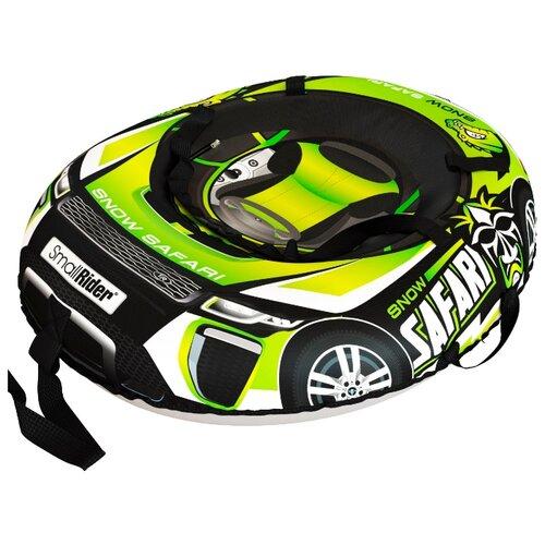 Тюбинг Small Rider Snow Tubes 4 Машинки Range 100х75 см зеленый по цене 1 490