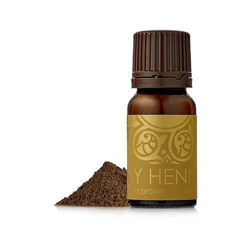 Купить Alisa Bon Хна для бровей My Henna, 10 г светло-коричневый