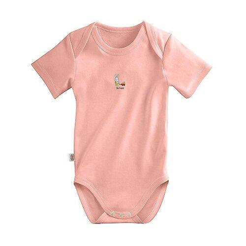 Купить Боди Наша мама размер 68, розовый
