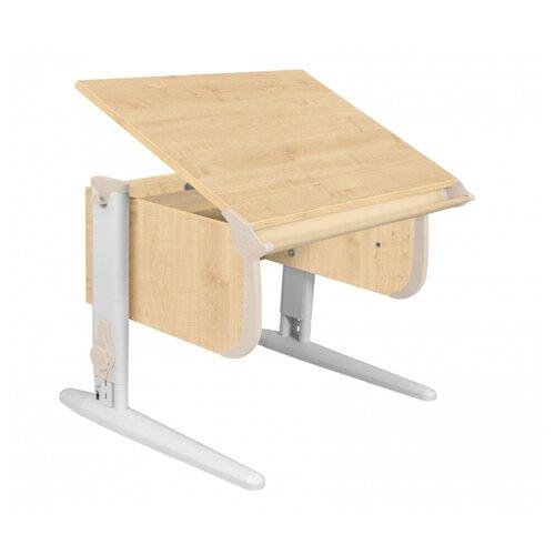 Купить Стол ДЭМИ СУТ-24 75x55 см клен/бежевый/белый, Парты и столы