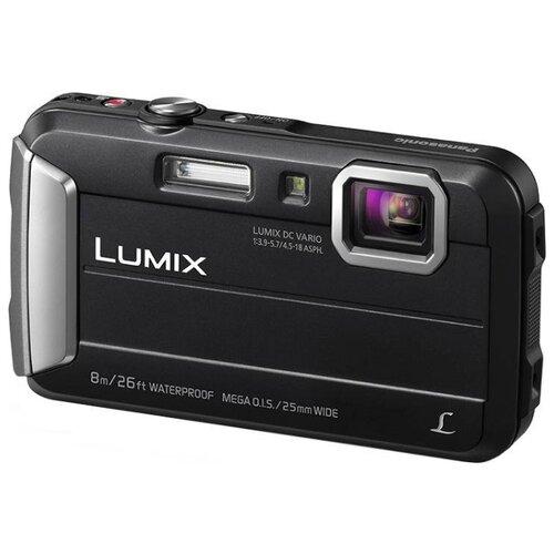 цена на Фотоаппарат Panasonic Lumix DMC-FT30 черный