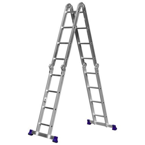Лестница трансформер 4-секционная SIBIN 38852