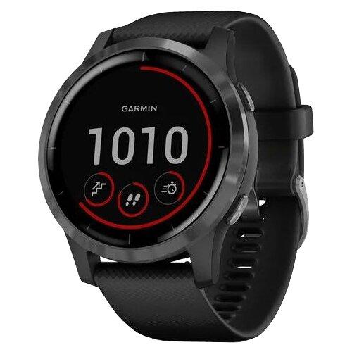 цена на Часы Garmin Vivoactive 4 серый/черный