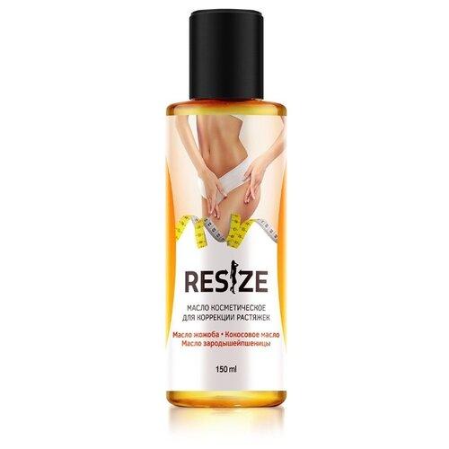 Купить ReSize масло косметическое для коррекции растяжек 150 мл