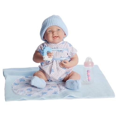 Купить Кукла JC Toys BERENGUER La Newborn, 39 см, JC18782, Куклы и пупсы