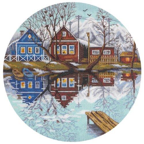 Купить Набор для вышивания Panna Ранняя весна , арт. ПС-1997, 24х24 см, Наборы для вышивания