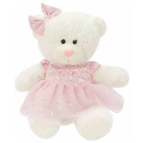 цена на Мягкая игрушка Fluffy Family Мишка Лапочка 20 см