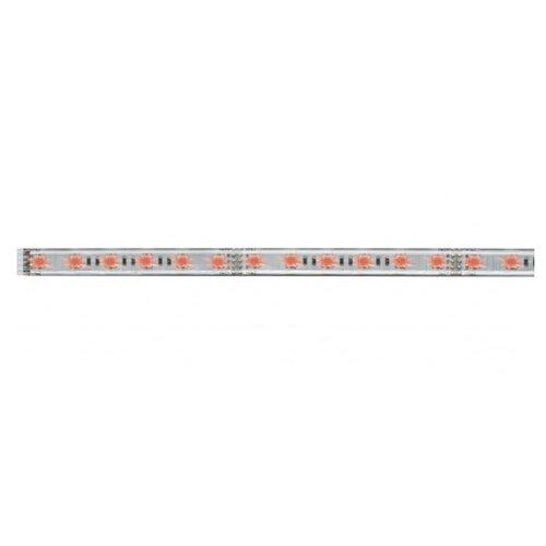 Лента светодиодная Paulmann MaxLED RGB 1м 13.5Вт 420лм RGB 24В Разноцветная Покрытие 70657