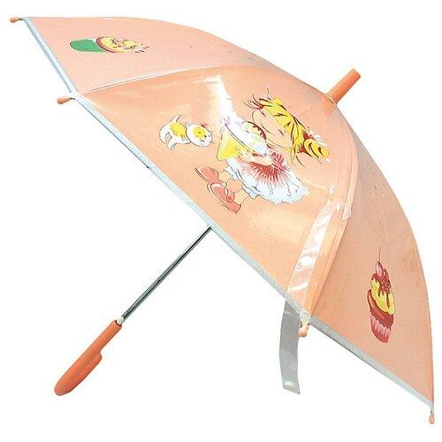Зонт Mary Poppins оранжевый