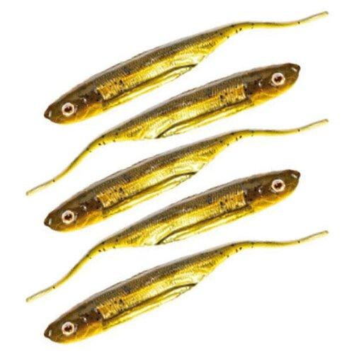 Набор приманок резина MIKADO червь Sasori PMSI-7.5-516 5 шт.