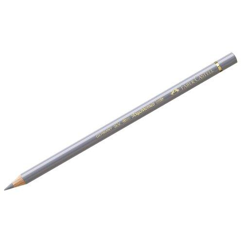 Купить Карандаш художественный Faber-Castell Polychromos , цвет 232 холодный серый III, цена за штуку, 289878, Цветные карандаши