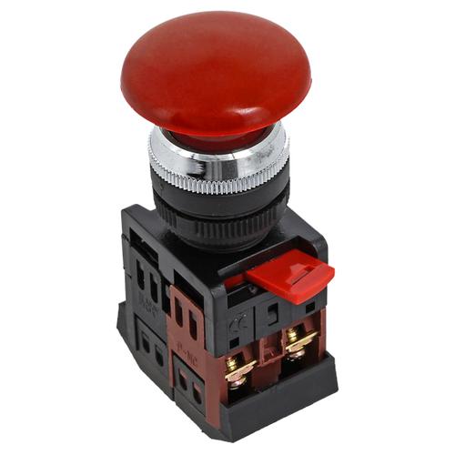 Нажимная кнопка (кнопочный выключатель/переключатель) в сборе EKF pbn-aea-r