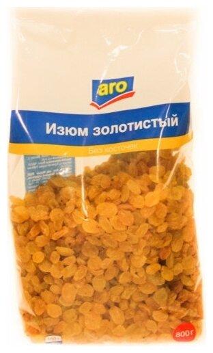 Изюм Aro золотистый 800 г, 800 г.