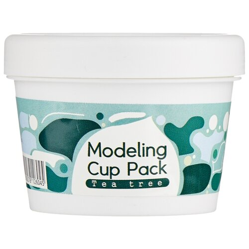 Фото - Inoface Альгинатная маска Tea Tree Modeling, 18 г inoface альгинатная маска chlorella modeling 18 г