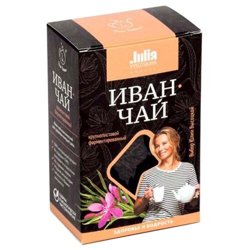 Чай травяной Иван Чайкин серия Julia Vysotskaya Иван-чай , 50 г иван чай ярила листовой