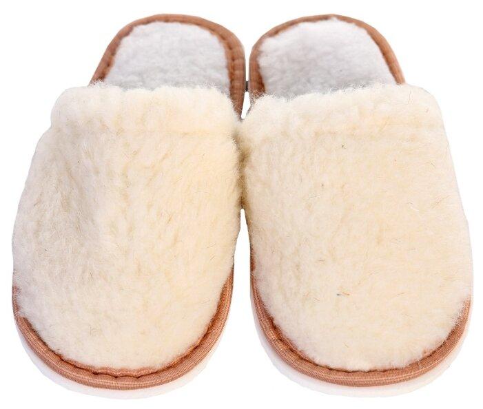 Тапочки ivshoes белый 42-43