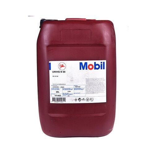 Гидравлическое масло MOBIL Univis N 68 20 л 17.6 кг