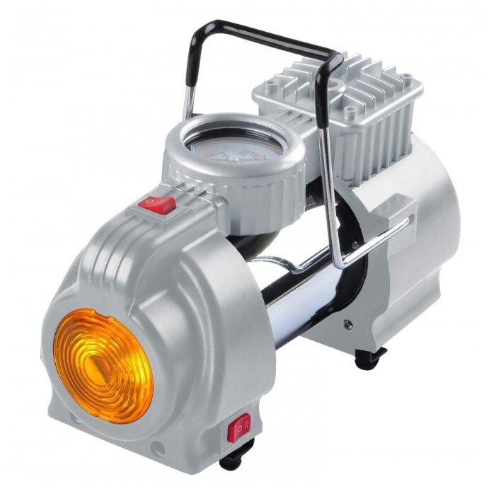 Купить Автомобильный компрессор СТАВР КА-12/7ФМ серебристый по низкой цене с доставкой из Яндекс.Маркета (бывший Беру)