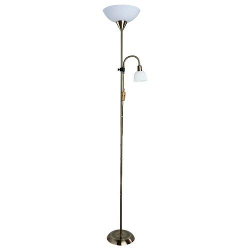 Торшер Arte Lamp Duetto A9569PN-2AB 120 Вт торшер arte lamp a9569pn 2ss