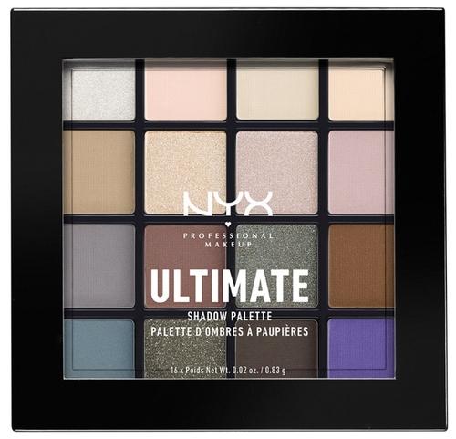 NYX Палетка теней Ultimate Shadow Palette