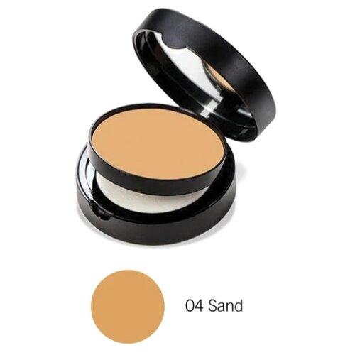Note Крем-пудра с эффектом сияния Luminous Silk Cream Powder 04 Sand  - Купить