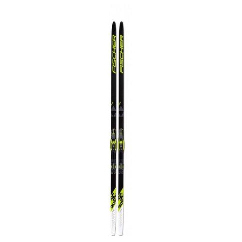 цена на Беговые лыжи Fischer SC Skate IFP черный 191 см