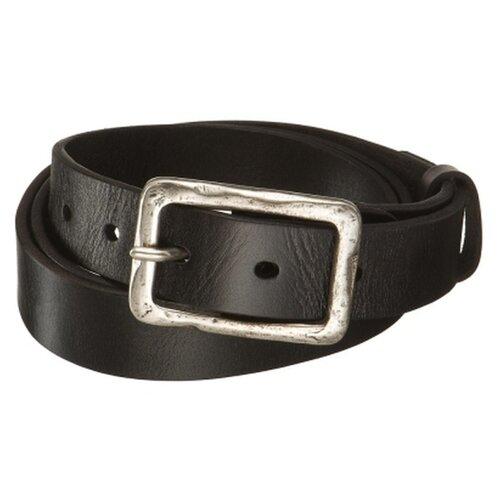 Ремень Dr.Koffer 12024/30, черный, 120 см