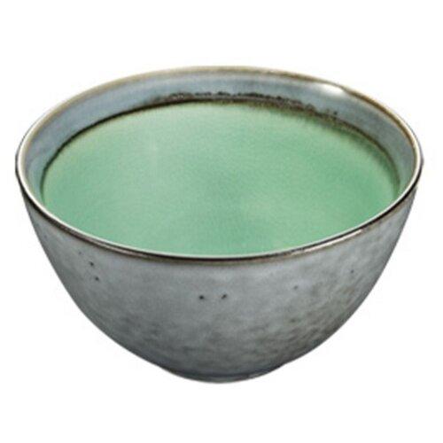 Tescoma Миска Emotion 14 см зеленый стеклянная миска tescoma giro 16 см