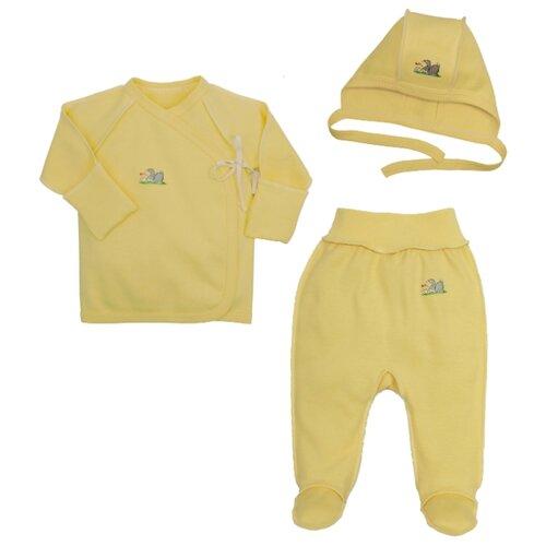 Купить Комплект одежды Наша мама размер 56, желтый, Комплекты
