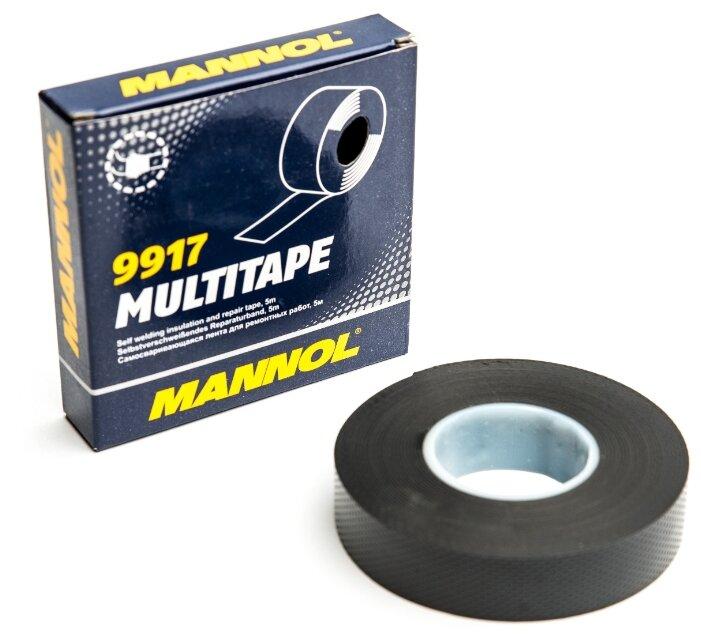 Универсальный каучуковый герметик для ремонта автомобиля Mannol Multi-Tape 9917