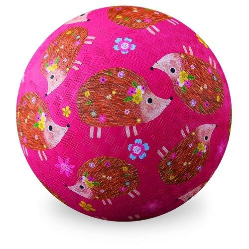 Мяч Crocodile Creek Ежики розовый crocodile crocodile cr215f yellow