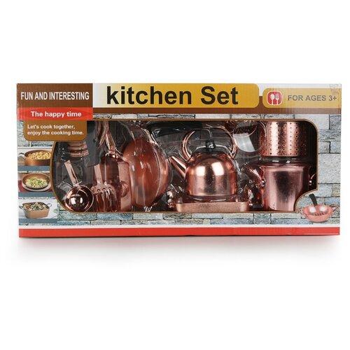 Набор посуды Veld Co 78304 медный