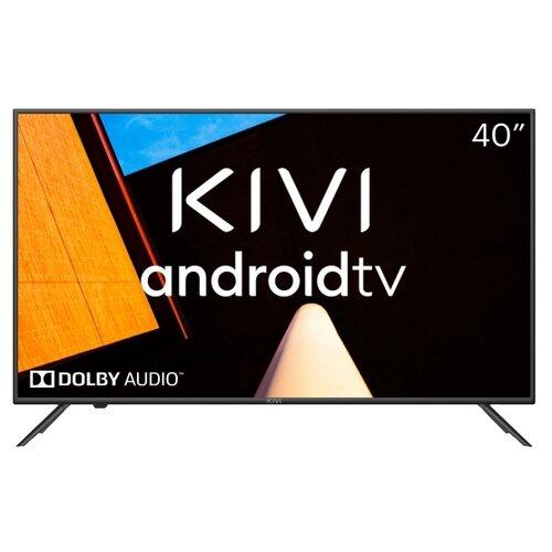 Фото - Телевизор KIVI 40F710KB 40 (2020), черный led телевизор kivi 40f710kb