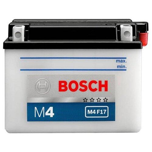 Мото аккумулятор Bosch M4 F17 (0 092 M4F 170)
